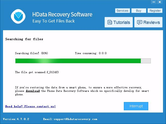 recover avast deleted file